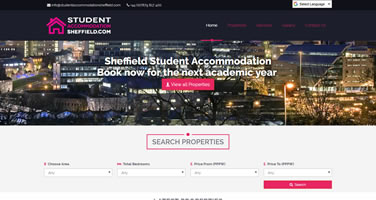 Student Accommodation Sheffield